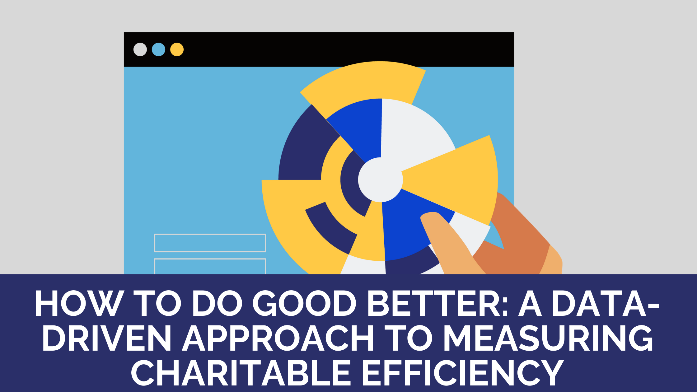 How to Do Good Better: A data-driven approach to measuring charitable efficiency