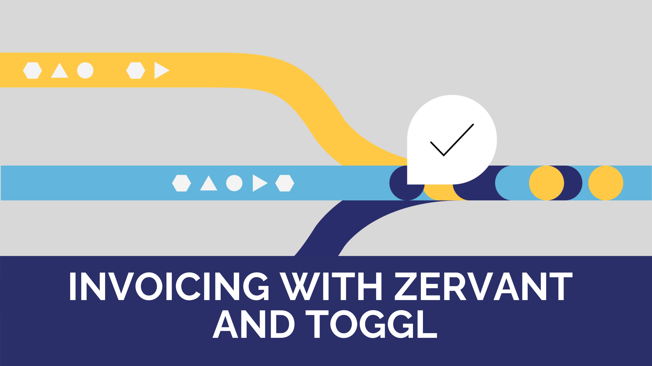 Invoicing with Zervant and Toggl