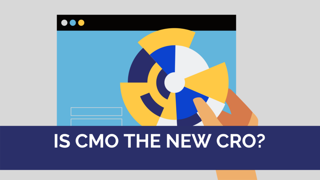 Is CMO the new CRO?