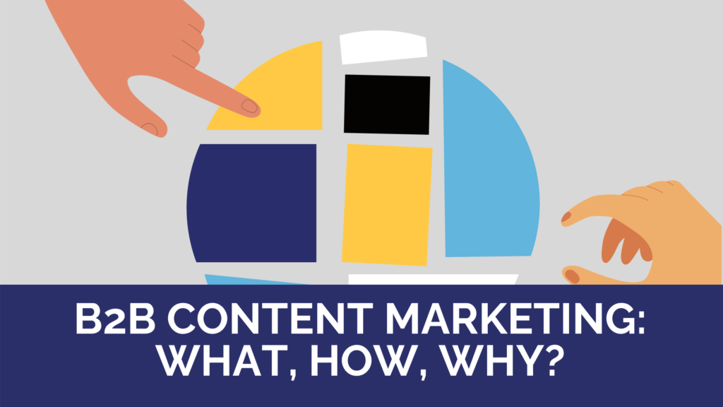 B2B Content Marketing: What it is, how it works and why it might be worth it